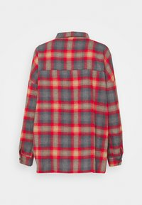 Missguided - PLAID SHIRT - Button-down blouse - multi - 1