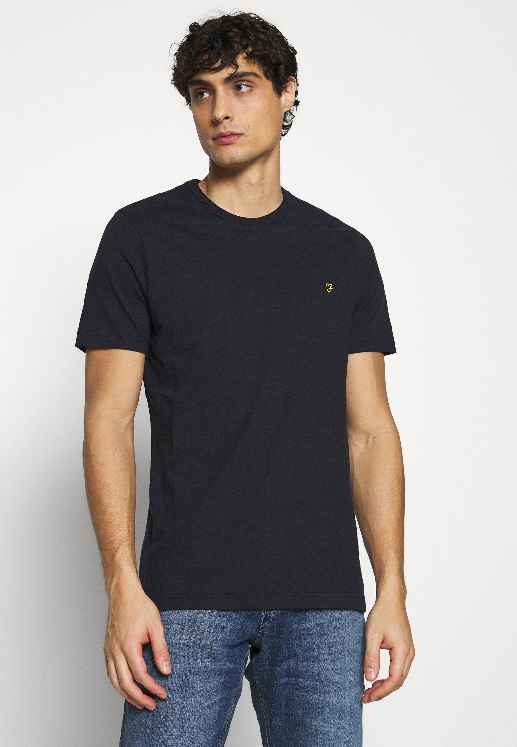 Men DANNY TEE - Basic T-shirt