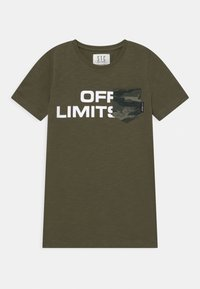 Staccato - TEENAGER - T-shirt print - olive - 0