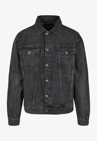 Urban Classics - Denim jacket - black stone washed - 0