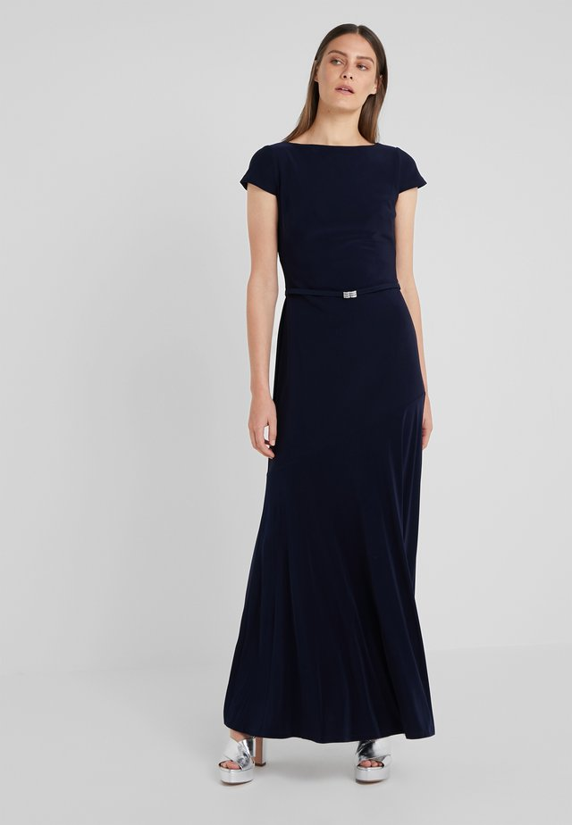 MATTE VELADRYA  - Maxi dress - lighthouse navy