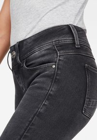 G-Star - LYNN - Jeans Skinny Fit - dusty grey - 3