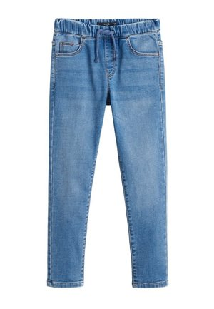 COMFY - Straight leg jeans - mellemblå
