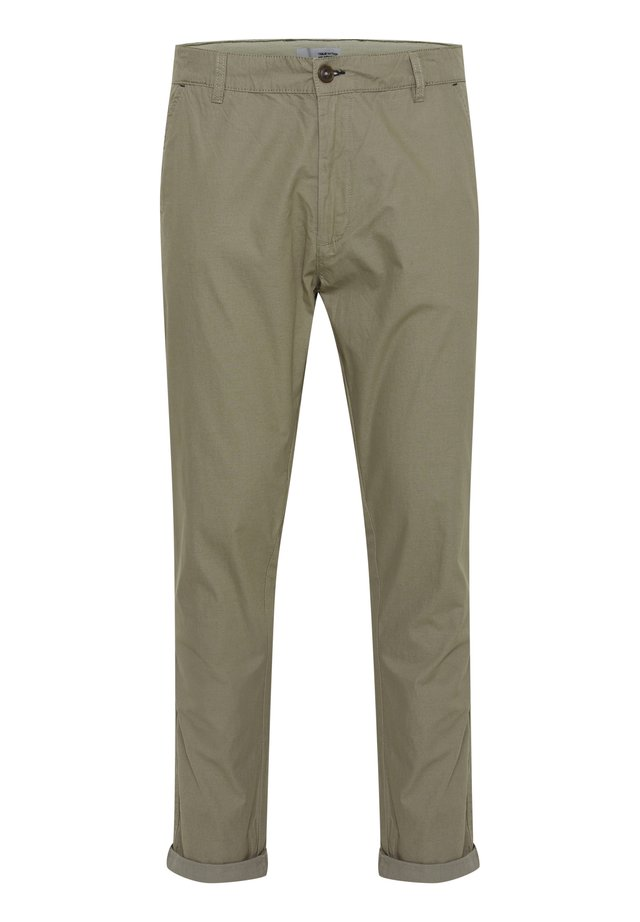 JIM BARRO - Pantalones - vetiver