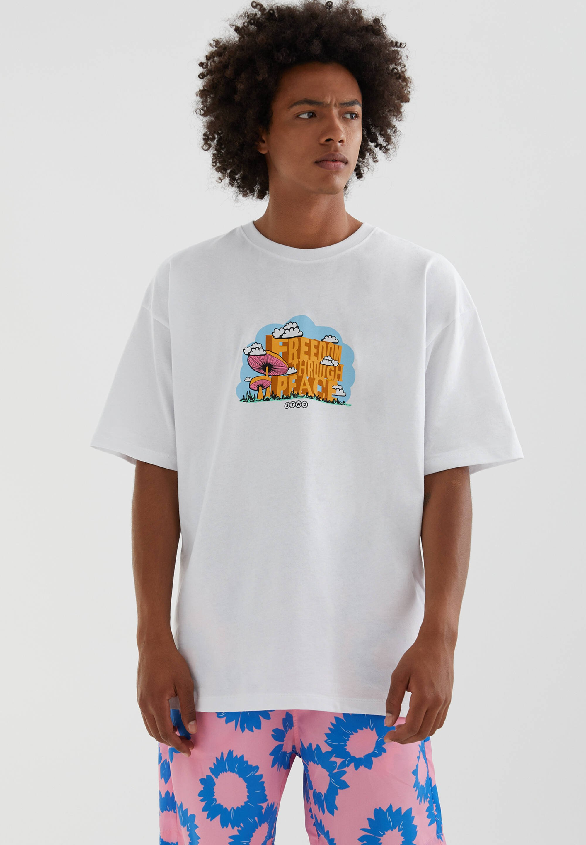 Uomo POOL PARTY - T-shirt con stampa