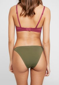 DORINA - FILI THONGS 3 PACK - Slip - pink/green/beige - 3
