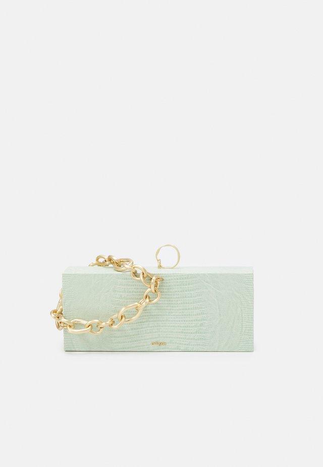 CALLA WRISTLET - Pochette - mint
