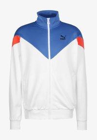 TRAININGSJACKE ICONIC MCS PT - Training jacket - white