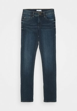 NKMSILAS DNMCART PANT - Džíny Slim Fit - medium blue denim
