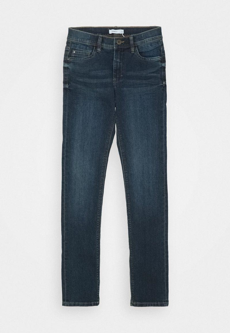 Name it - NKMSILAS DNMCART PANT - Jeans slim fit - medium blue denim