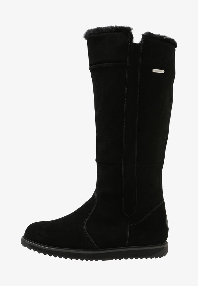 MOONTA - Winter boots - black