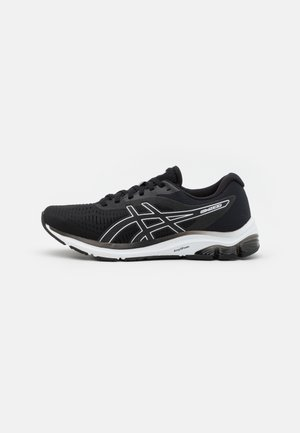 GEL-PULSE 12 - Neutral running shoes - black/white