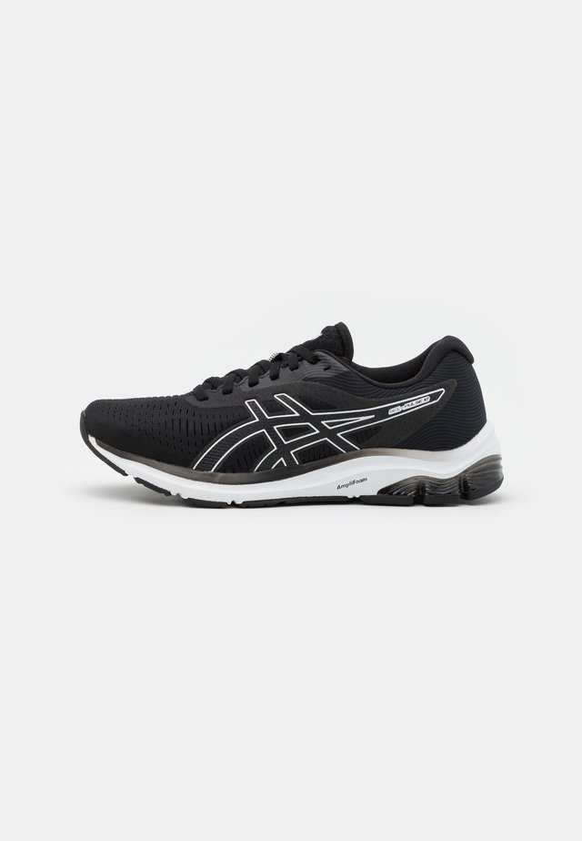 GEL-PULSE 12 - Neutral running shoes - black/white