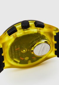 Swatch - TIRE - Chronograaf - yellow - 3