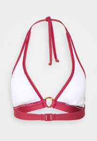 s.Oliver - TRIANGLE - Bikiniöverdel - rust red - 1