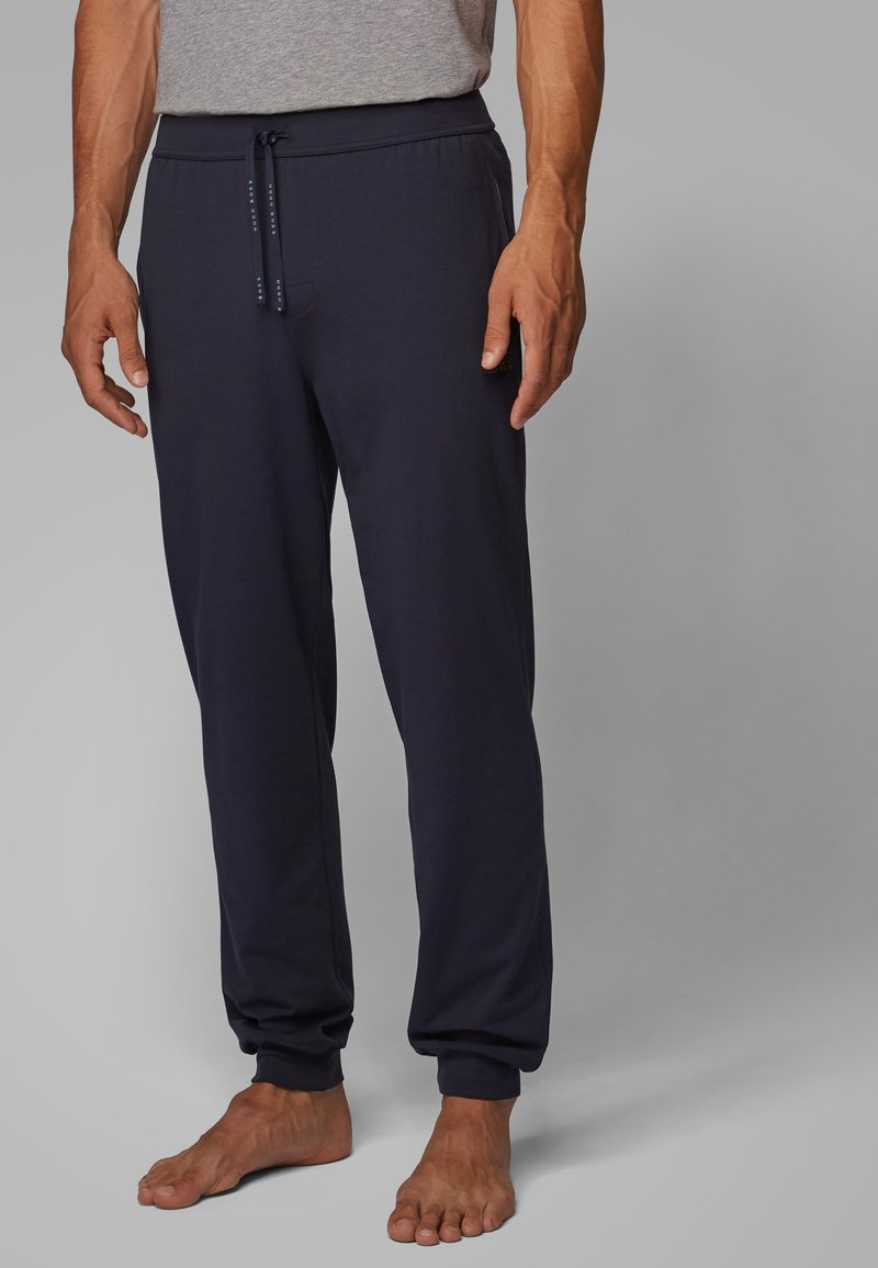 BOSS - MIX&MATCH - Pyjama bottoms - dark blue