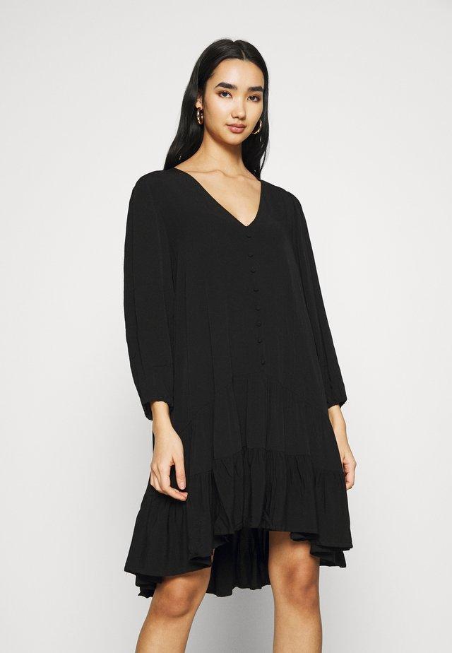 EILEEN DRESS - Sukienka letnia - schwarz