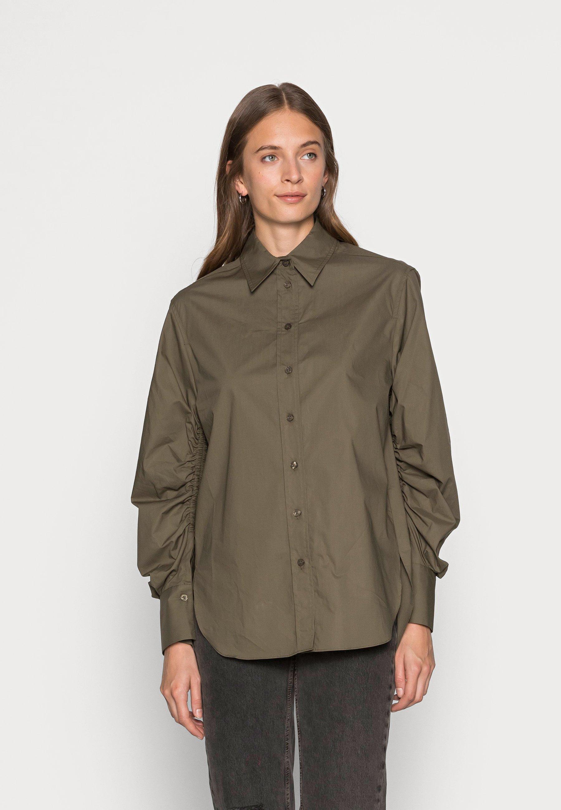 Women PHOEBE DETAIL - Button-down blouse