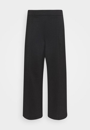 MAARJA - Kalhoty - black