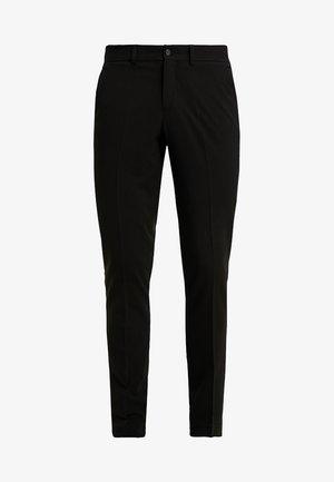 BASIC  - Trousers - black