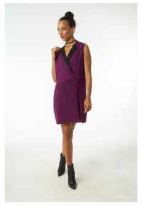 Auden Cavill - Shirt dress - dunkellila - 0
