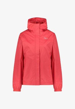 AHIPARA - Outdoor jacket - red
