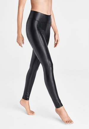EDIE - Leggings - Trousers - black