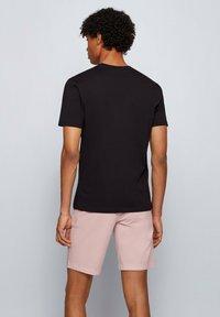 BOSS - TEALLY - T-shirt print - black - 2