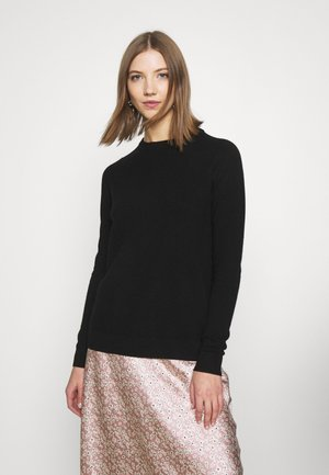 VMDOUCE FRENCH O NECK - Sweter - black