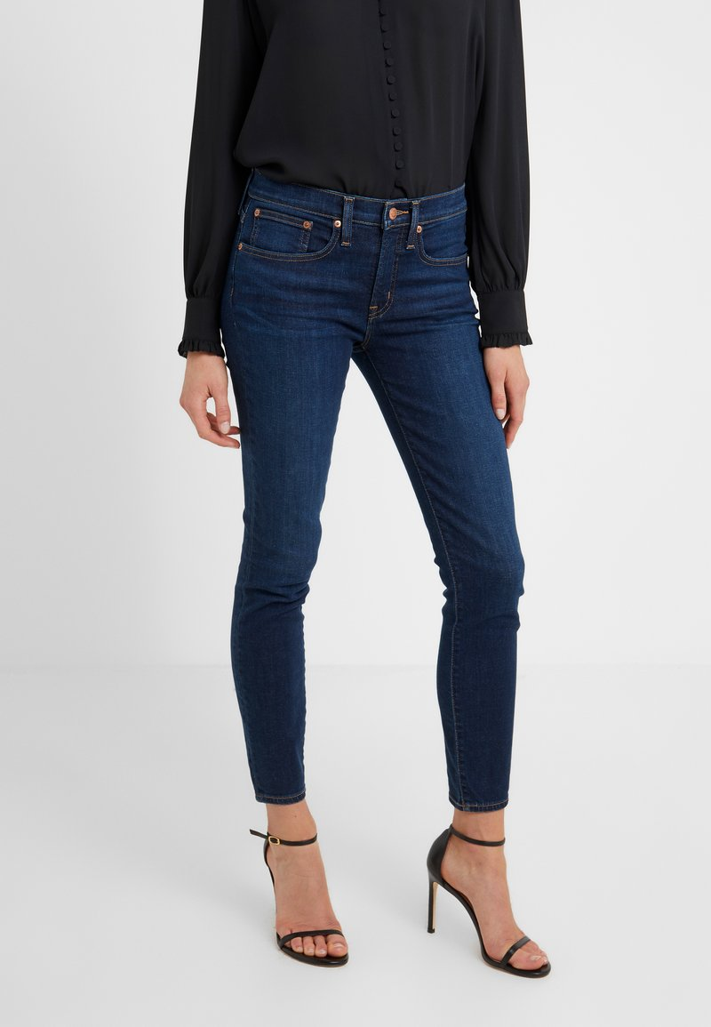 J.CREW - TOOTHPICK - Jeans Skinny Fit - southern sky wash