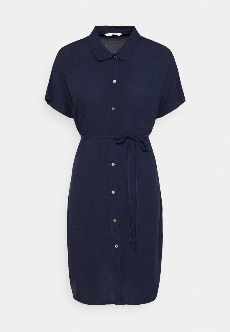 ONLY Petite - ONLNOVA LIFE DRESS  - Shirt dress - night sky