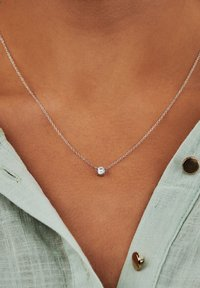 Selected Jewels - Halsband - silber - 1