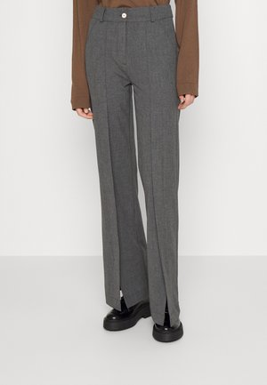 HABBA COOL - Trousers - grey