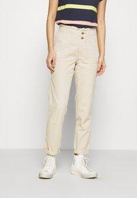 Esprit - Trousers - beige - 0