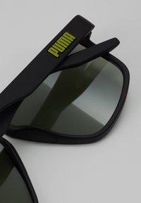 Puma - Sluneční brýle - havana/black/green - 2