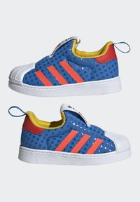 adidas Originals - ADIDAS ORIGINALS ADIDAS X LEGO - SUPERSTAR 360 - Baskets basses - blue/orange/yellow - 7