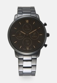 Fossil Smartwatches - NEUTRA HYBRID SMARTWATCH - Hodinky - black - 0