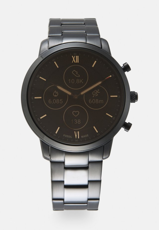 NEUTRA HYBRID SMARTWATCH - Watch - black