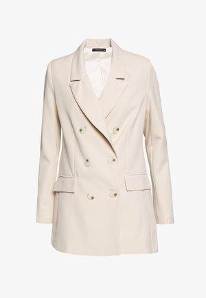 FUSYA - Halflange jas - beige