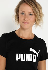 Puma - T-shirt print - black - 3