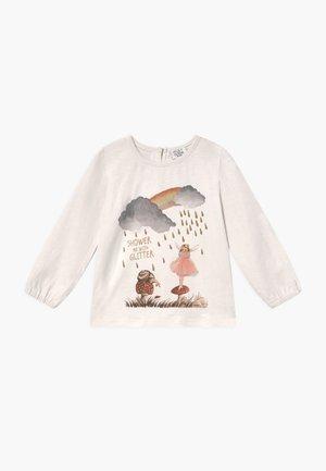ASTRID - Langærmede T-shirts - ivory