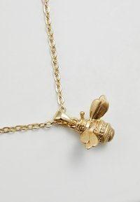 Ted Baker - BELLEMA BUMBLE BEE PENDANT - Necklace - brushed pale/gold-coloured - 4