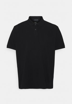 BASIC BIG - Koszulka polo - black