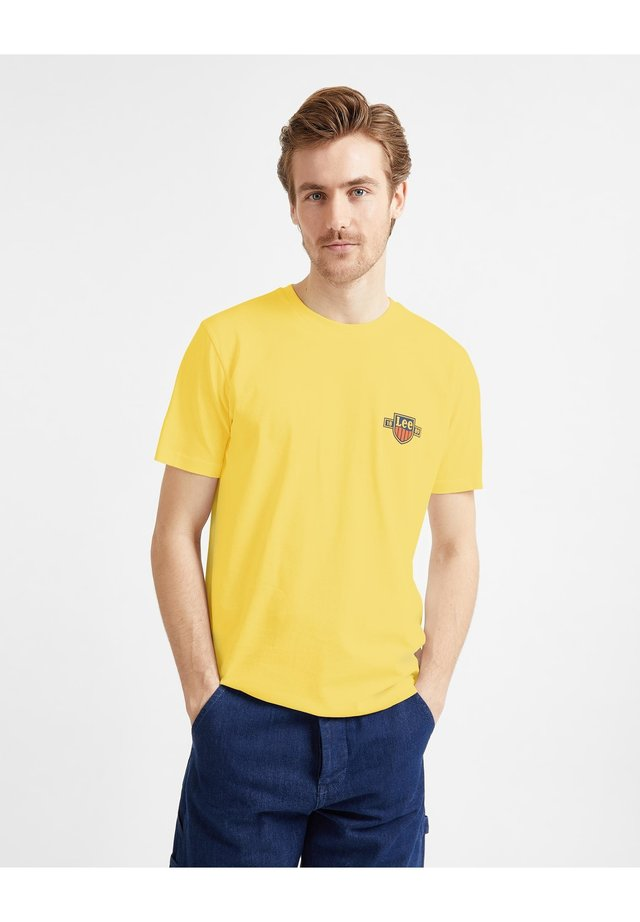 Camiseta básica - sunshine