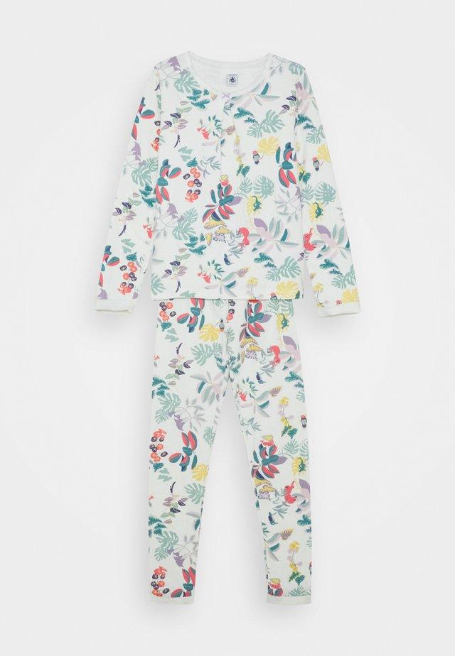 LICORNE - Pyjama - marshmallow/multicolor