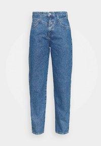 Mavi - LOLA - Straight leg jeans - dark blue denim - 4