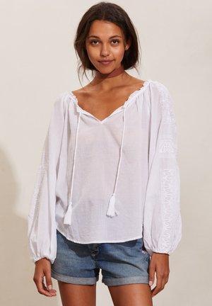 SADIE - Blouse - bright white
