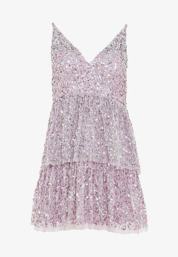 Vestito elegante - lilac