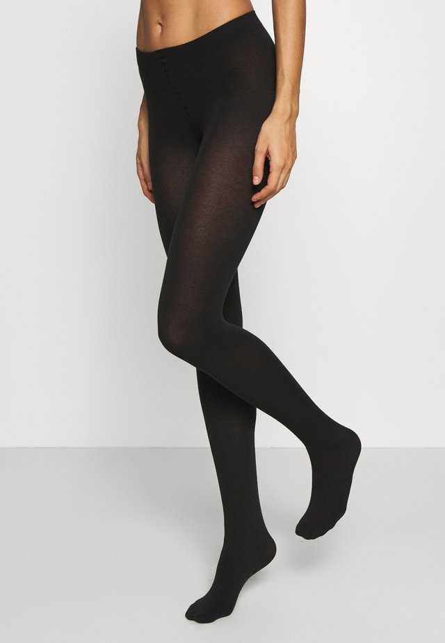 SENSUAL - Tights - black