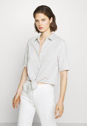 CARVER - Košile - light grey
